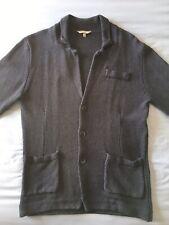 OVS Men Navy Cardigan Sweater. Size L