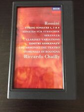 DCC Digital Compact Cassette Rossini String Sonatas 1, 3 & 6