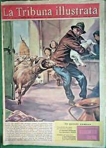 LA TRIBUNA ILLUSTRATA -N.14 DEL 1959-RIF.8117