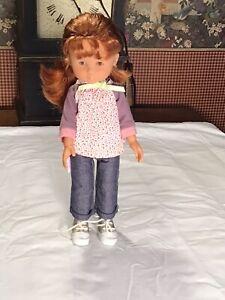 "2001 Corolle Les Cheries 13"" Clara Doll"