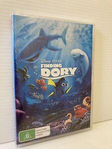 FINDING DORY - A Disney Pixar DVD (Region 4) NEW & SEALED *FREE POST!*
