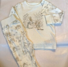 🐰 Mothercare Peter Rabbit (Pyjamas Set ) Trousers, Top Age 6-9 Months 🐰