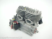 RCMK 60cc Twin Gas Engine For HPI Baja Rovan KM 5B 5T 1/5 CR600B