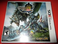 Monster Hunter 3 Ultimate Nintendo 3DS *Factory Sealed! *Free Shipping!