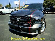 Dodge Ram Mopar Black Red Pinstripe Racing Stripes Graphic Decal 20 Feet Vinyl