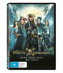 Pirates Of The Caribbean - Dead Men Tell No Tales DVD