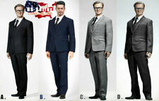 """1/6 Men Business Suit Set Western-Style For 12"""" Hot Toys PHICEN Male Figure❶USA❶"""