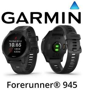 Garmin Forerunner 945 GPS Reloj InteligenteTriatlón con Música Versión Europea