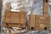 NEW in bag...Lot of 2 Military Issue K Bar Adapters
