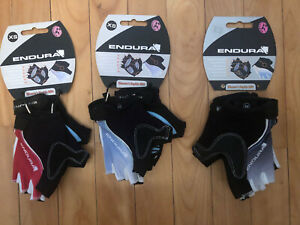 New ENDURA Women's Rapide Mitt Glove - Size XS - Colors: Red, Blue,or Black