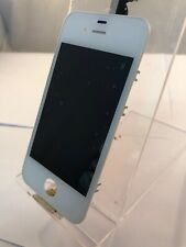 Brand New Apple iPhone 4s Replacement White LCD And Digitizer Screen