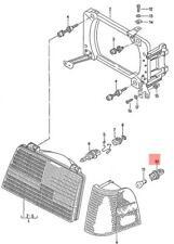 Genuine VW Bulb Holder NOS AUDI VW 100 Avant Quattro 200 4000 80 90 3B0953123