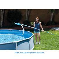 Intex Pool Maintentance Kit Vacuum Skimmer Cleaning Cleaner tools Brush Rake Vac