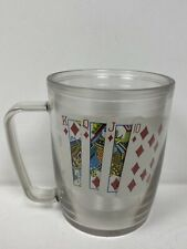 Tervis Deck Of Cards( Diamonds) 16 Ounce Handled Tumbler