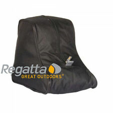 Regatta Boot Bag EU133 Heavy Duty Storage 600D Polyester Carry Handle Zip Black