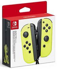Nintendo Switch set 2 Freude-mit gelb