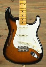 Fender Eric Johnson Thinline Stratocaster Maple Fingerboard 2-color Sunburs
