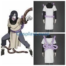 Cos Naruto Orochimaru Anime Cosplay Costume Halloween Costume Clothes