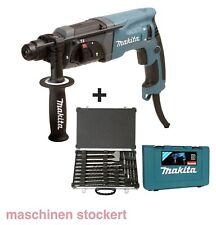 Makita Bohrhammer HR2470 Im Koffer Metabo Meissel 3 teilig Kombihammer