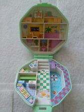 Bluebird Polly Pocket School Clam Shell 1990 No Gate