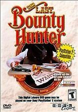 Last Bounty Hunter PlayStation 2 Compatible (DVD / Video Game, 2003)