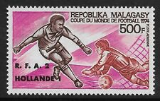 STAMPS-MALAGASY. 1974 World Cup Football-Winners Commemorative. SG: 281. MNH