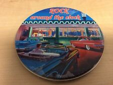 Rock Around The Clock! Music CD In Collectors Tin  ~ Brisa Entertainment Germany