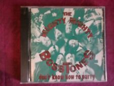MIGHTY MIGHTY BOSSTONES- DON'T KNOW HOW TO PARTY. CD.