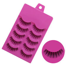 Z-9 Eyebeauty Natural Eye lashes Long Daily Cute Soft False Eyelashes Makeup