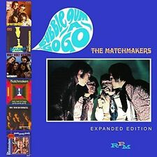 CD de musique go-go pour Pop