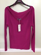 Gorgeous Pink Ribbed Jumper Size 14
