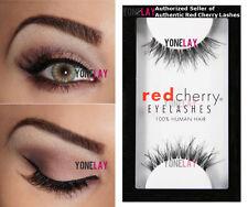 Lot 3 Pairs GENUINE RED CHERRY DW Demi Wispies Human Hair Lashes Eyelashes Wispy