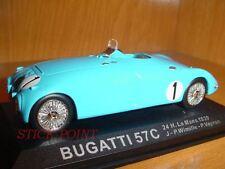 Bugatti 57c 57 c le mans 1939 1:43 wimille-p. veyron #1