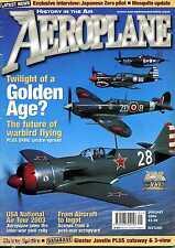 Aeroplane Monthly 2004 January Javelin,Spitfire
