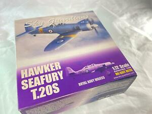 Witty Wings Sky Guardians Scale Die Cast Hawker Sea fury T20 Royal Navy Box Only
