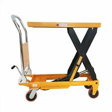 Pake Handling Tools - Low Profile Light Weight Scissor Lift Table, 660 lbs Cap