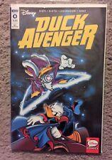 DUCK AVENGER 1 (Donald Duck, IDW Comics) 2016