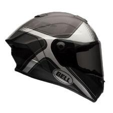 Caschi grigi marca Bell per la guida di veicoli moto