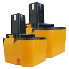 2PACK 12V 12volt 3.0AH Drills Battery 1400652 for Ryobi TDS4000 1400652B 1400670