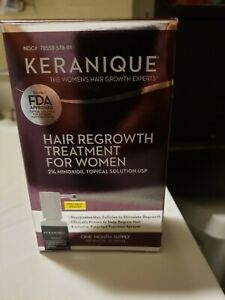 Keranique Hair Regrowth Treatment Extended Nozzle Sprayer - 2oz.