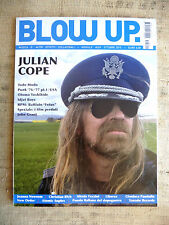 BLOW UP #209 2015 Julian Cope, Punk 76-77, Otomo Yoshihide, New Order...