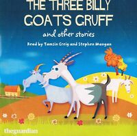 The Three Billy Goats Gruff And Other Stories - Audio CD N/Paper