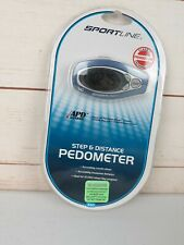 Sportline Step + Distance Pedometer 340 NEW Sealed