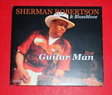 Sherman Robertson & Blues Move - Guitar Man - Live (Digipak) -- CD / Blues