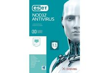 ESET NOD32 Antivirus Genuine Key code License 1 Device [PC] 1 Year