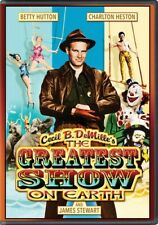 The Greatest Show on Earth [New Dvd] Full Frame, Dolby