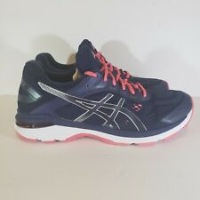 ASICS Womens Gt-2000 7 Blue Running Shoes Size 11 (529745)