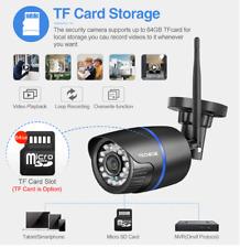 1080P 2MP WiFi/IP Camera IR Night Vision Audio Record P2P Onvif Video  3m wire