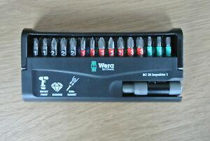 WERA Bit-Check BC Impaktor/30 hochfest Werkz 05057690001