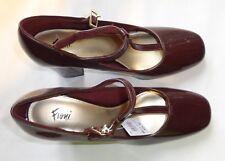Fioni Haddie Women Shoes size 7.5 Wine 163909
